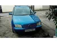 Volkswagen Bora 2 litre