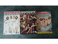 Desperate Housewives series 1-3