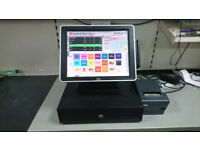 HP AP5000 EPOS POS Cash Register Till System for Retail and Hospitality