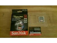 Genuine SanDisk 32gb 280Mb/s card