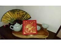 Chinese style Wedding card