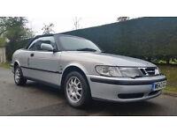 SAAB 9-3 2.0 T SE 2dr Auto (silver) 2000