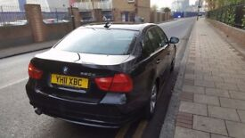 bmw 320d selling due to exchange to automatic car