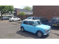 Classic austin mini city e