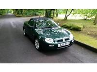 ***MG TF CONVERTIBLE 2001/51 ONLY 56,000MILES***