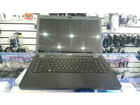 Compaq CQ56, 15.6'' screen, AMD 2.30 GHz, 3GB RAM, 160GB HDD, WIFI, web-cam, Windows 10
