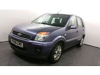 2006 | Ford Fusion Automatic 1.6 Zetec Climate 5dr | MONTHS WARRANTY | 1 Former Keeper