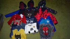 Boys clothes age 2-3yrs