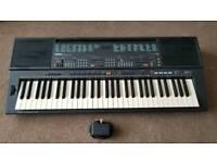 YAMAHA PSR 500 keyboard