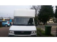 Ldv luton with electruc tail lift have all service history starts every time brilliant runner