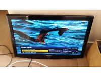 Used and working Samsung (LE37R88BD) hd ready tv.