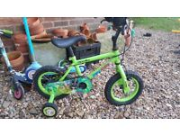 Boys bike or girls bike suitable for 2 to 3 year old