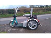 TGA sportster mobility scooter