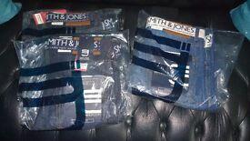 Jeans, Smith & Jones, New size 30W 32L Straight Leg.