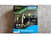 Sennheiser CX 686G Wired Sports Headphones NEW IN SEALED BOX