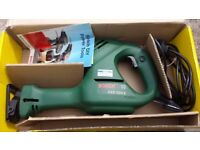 Bosch PFZ 600E 600W Electronic Reciprocating All Purpose Saw 240V
