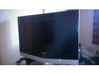 samsung 32 inch lcd tv full hd, great condition