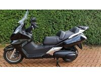 Honda, Silverwing 600 Scooter