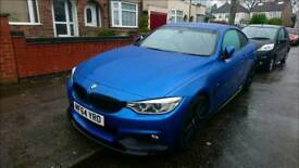 BMW 420D XDRIVE M PERFORMANCE