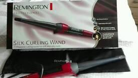 Curling wand
