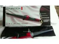 Curling wand