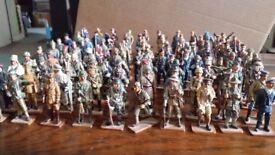 Del Prado Men At War ww2 Collections