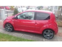 Renault Twingo RS 133 BHP for sale. Very scarce car