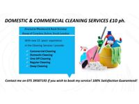 Do you need a reliable Professional Cleaner you have found the right person!