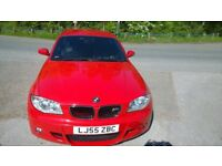 BMW 1 SERIES 118d M SPORT LOW MILEAGE