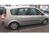 Renault grand scenic 1.9 dci 7 seater