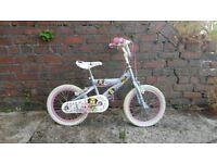 """Avigo Pedal Pets Puppy Childrens Bike 16"""""""