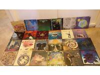 Various LP Vinyl Records Albums and Bundles
