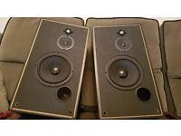 Kenwood LS-27 3 way speakers 70W