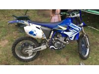 Yamaha Wr450f Wrf Wr yzf road legal project spare repair £600