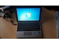 HP Elitebook 2170p laptop 320gb hd 4gb or 6gb or 8gb ram Intel Core i5 - 3rd generation processor