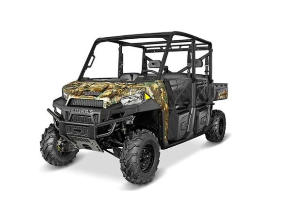 Used 2016 Polaris Ranger Crew 900-6 EPS