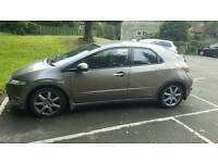 Honda Civic Hatchback (2005 - 2012) MK 8 2.2 i CTDi Sports 5dr Full Service History 104,000 Miles