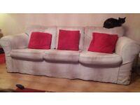 Ektorp 3 seater sofa