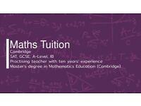 Cambridge Maths Tutor