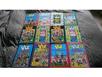 Viz & other comedy annuals