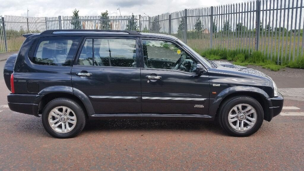 suzuki grand vitara xl 7 td 7 seater 2 0 diesel 4x4 mot. Black Bedroom Furniture Sets. Home Design Ideas