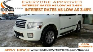 2007 Infiniti QX56 *EVERYONE APPROVED* APPLY NOW DRIVE NOW.