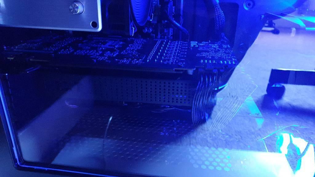 Msi GTX 1080 Ti Water cooled nvidia   in Cramlington, Northumberland    Gumtree