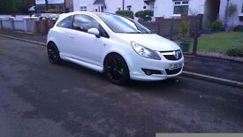 Vauxhall Corsa D Limited Edition!