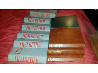 Film Review in Binders 11 Volumes from the 80's & 90's
