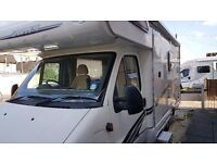 Swift Sundance600s motorhome for sale only 15482genuine miles Solar panel Cruise control Bike rack