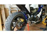 CBR600F extremely low mileage