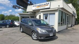 2012 Toyota Sienna LE 8 Passenger - BACK-UP CAM! POWER DOORS!