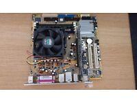 AMD (939) Motherboard / CPU / RAM / GPU Bundle
