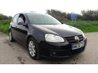 VW Golf sport TDi